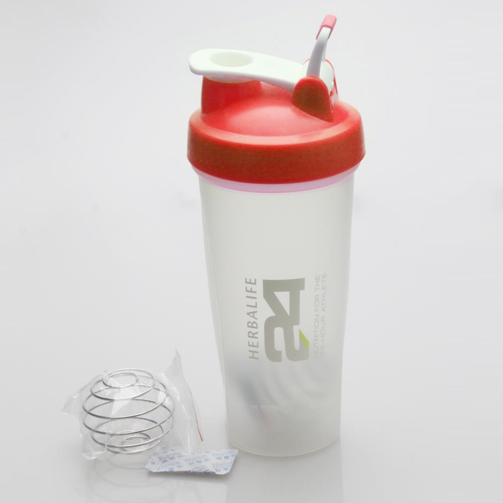 custom logo Plastic Blender Shaker Bottle