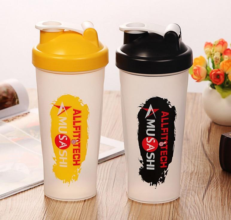 customized color and printing blender bottle protein shaker