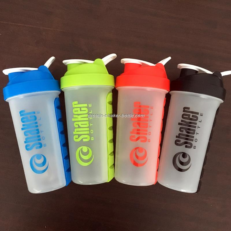 Pill Box and protein shakers