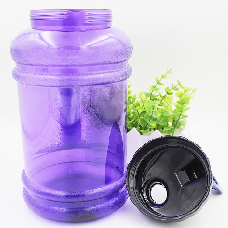 Collapsible 2.2L Plastic Sport Water Jug