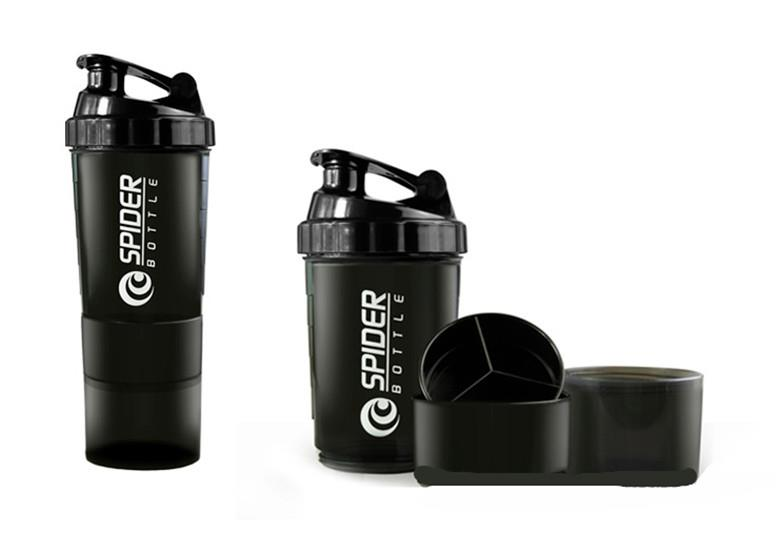 Promotional Shake Original Compartment Fitness Shaker