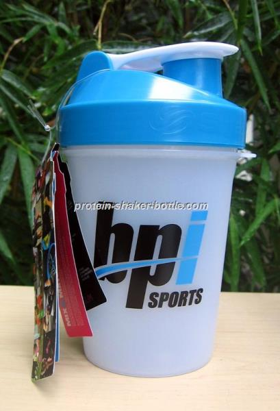 plastic protein powder shaker cup water bottle