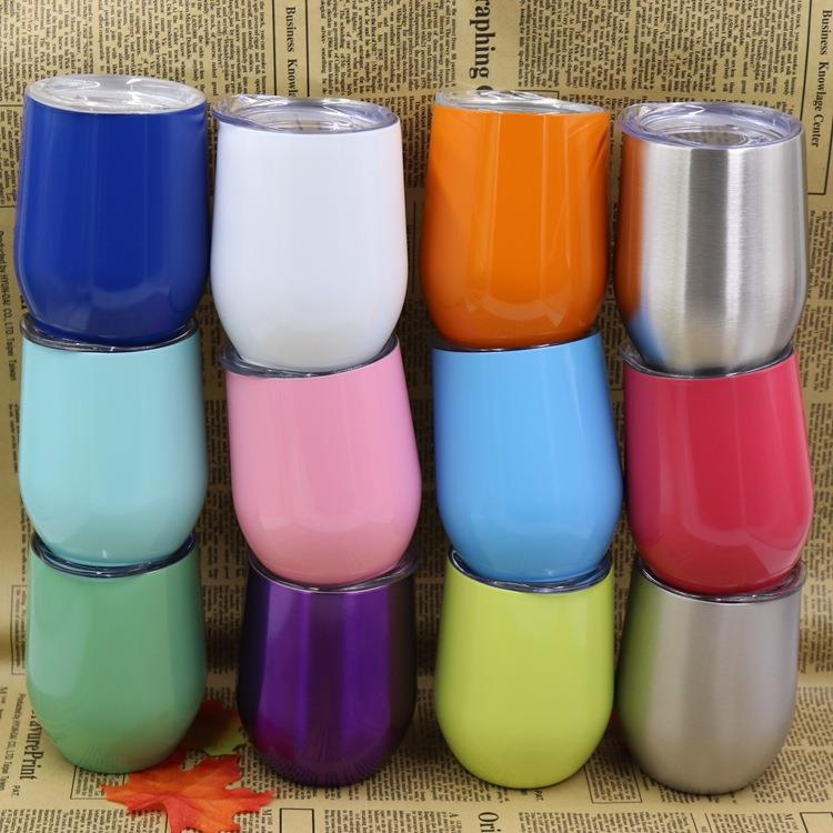 Double Wall Insulated Stainless Steel Beer Mug Coffee Cup