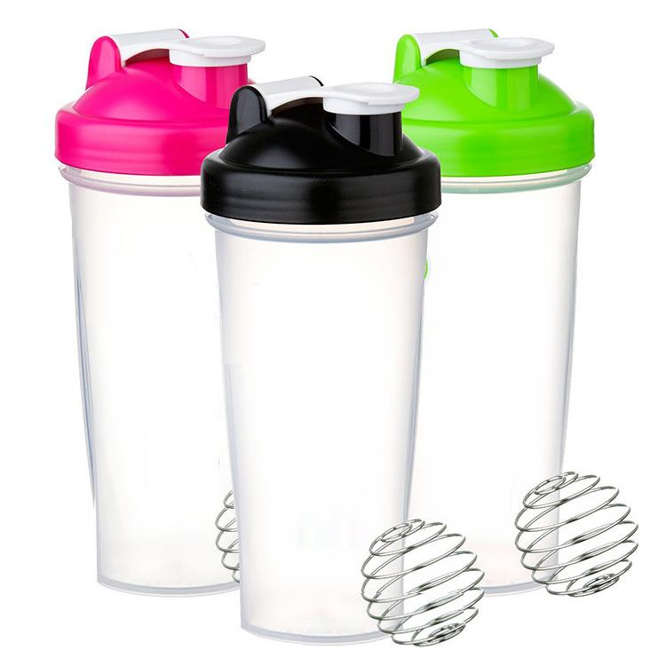 wholesale sports 600ml shaker joyshak bottle with customer logo joyshake