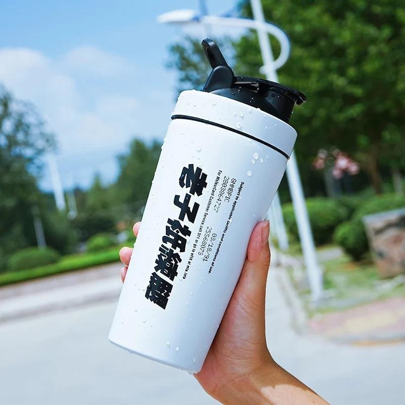 custom wholesale whey protein shaker, bpa free gym fitness shaker bottle, custom sports water bottle