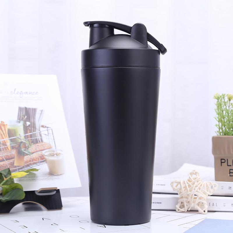 700ml Protein Stainless Steel Shake Bottle