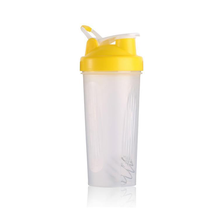 customized logo protein shake joy shaker bottle