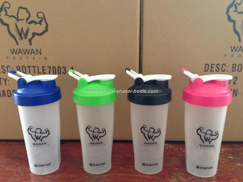 PP BPA Free Smart Shaker Bottle