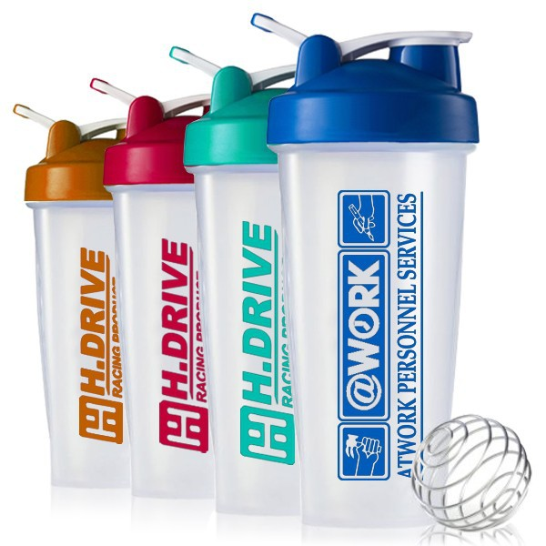 Blender Bottle 28 oz. Shaker with Loop Top