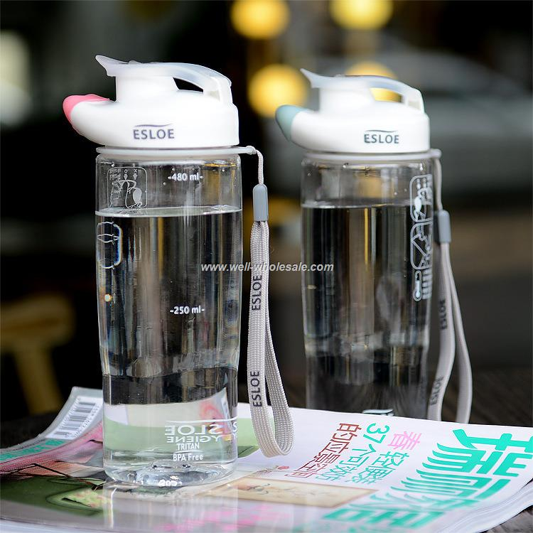 Factory directly provide avoid germs sharing tritan sport water bottle
