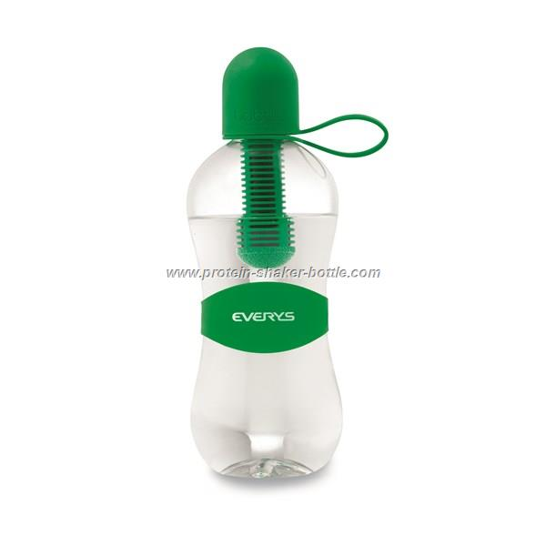 Bobble with Tethered Cap 18-1/2 oz. Sport Bottle