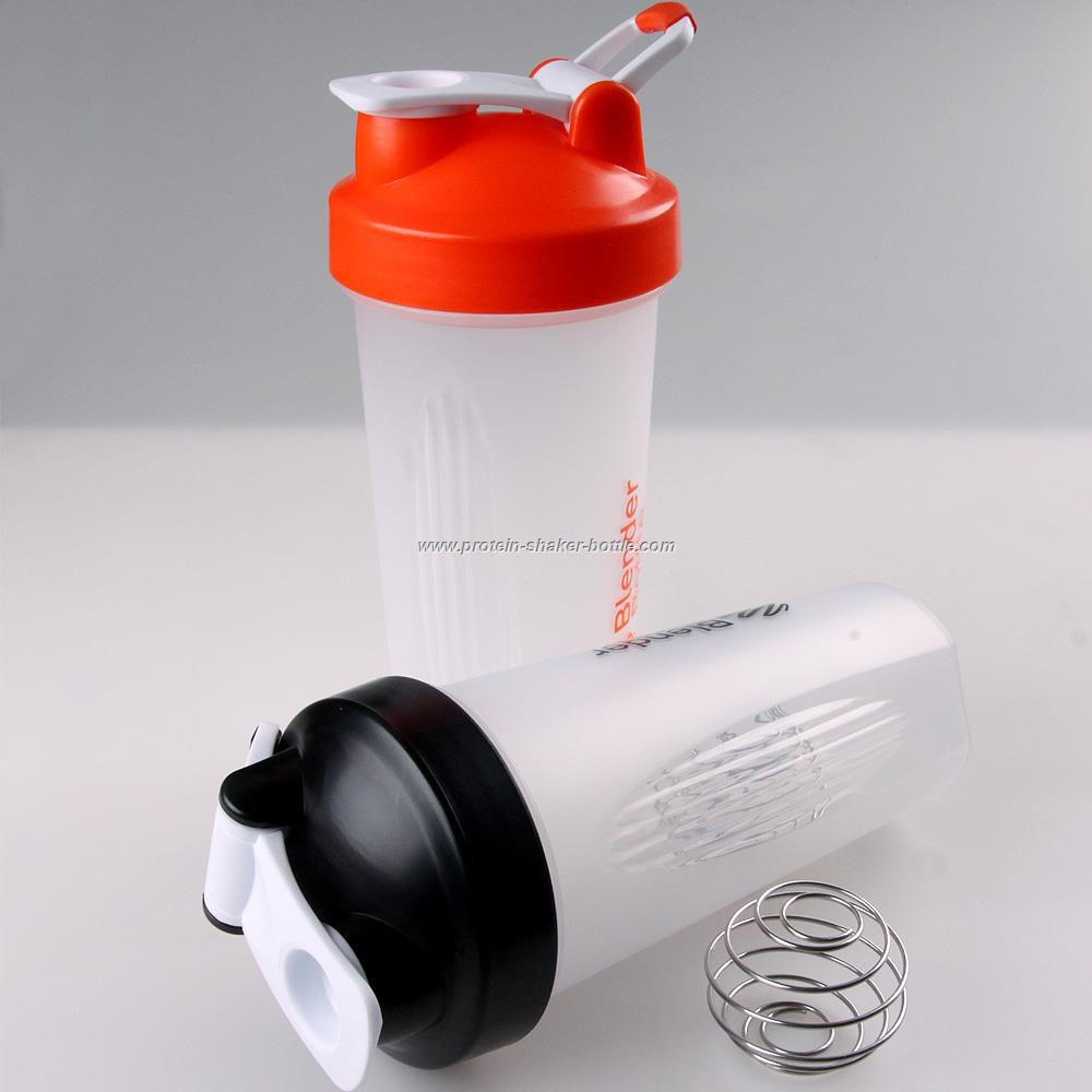 400ml Plastic Fitness Sports Water Bottles