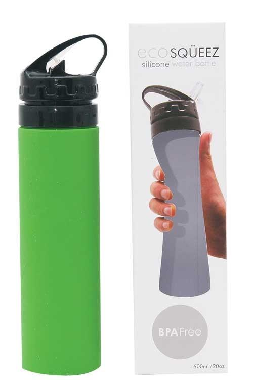 silicon sport collapsible water bottle/foldable water bottle