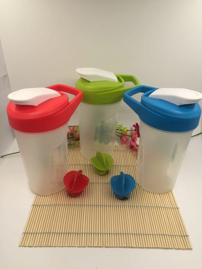 Promotion gift set wholesale protein shaker bottle
