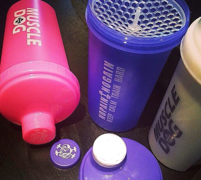 BPA Free Wholesale Protein Shaker Bottle