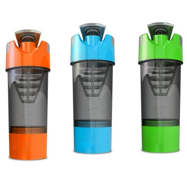 Joyshaker Bottles Custom 600ml Plastic Shaker Bottle