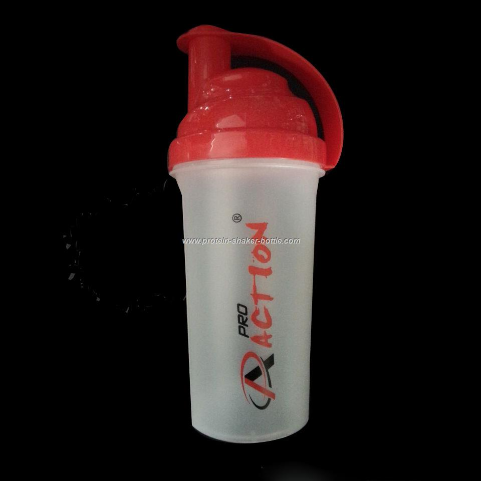 Promotional PP Plastic blender bottle