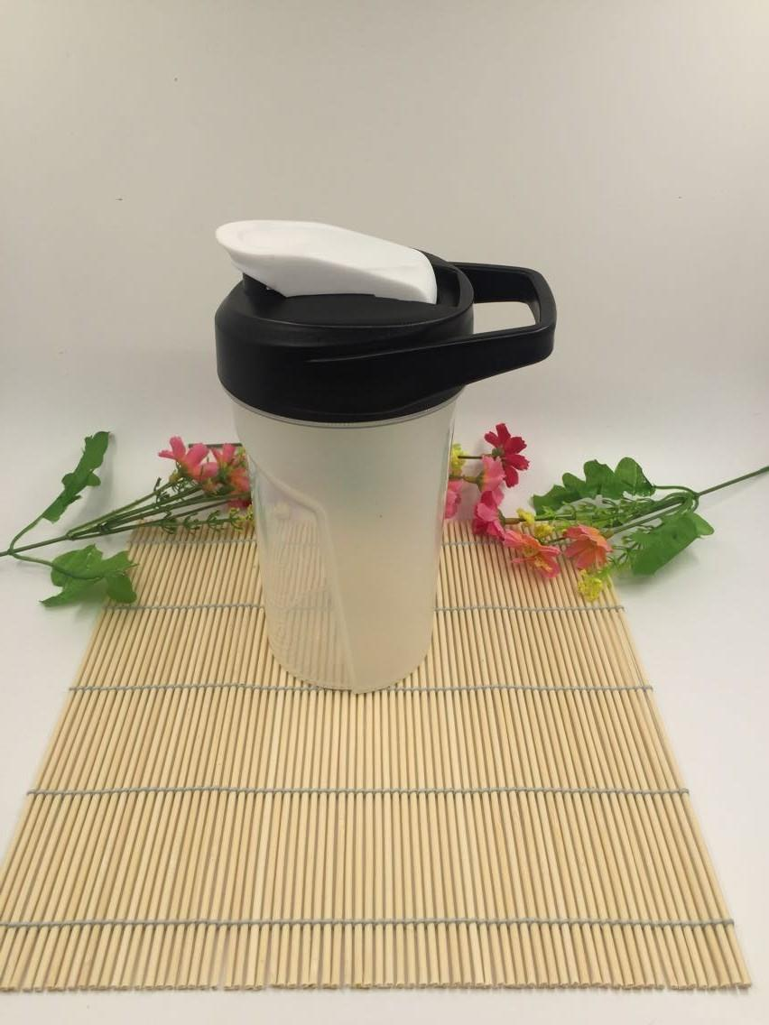 Custom shaker bottle/wholesale protein shaker