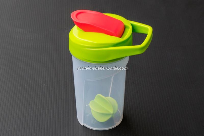 400ML Powder Whey Protein Shaker Cup Blender