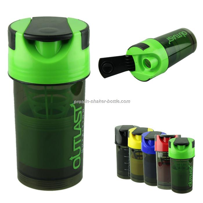 20oz Cup Bottle Gym Protein Shaker