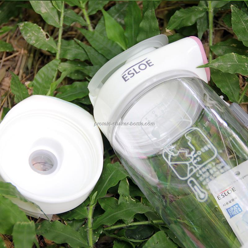 Wholesale Water bottles Custom Logo protein drink BPA Free Esloe bottles
