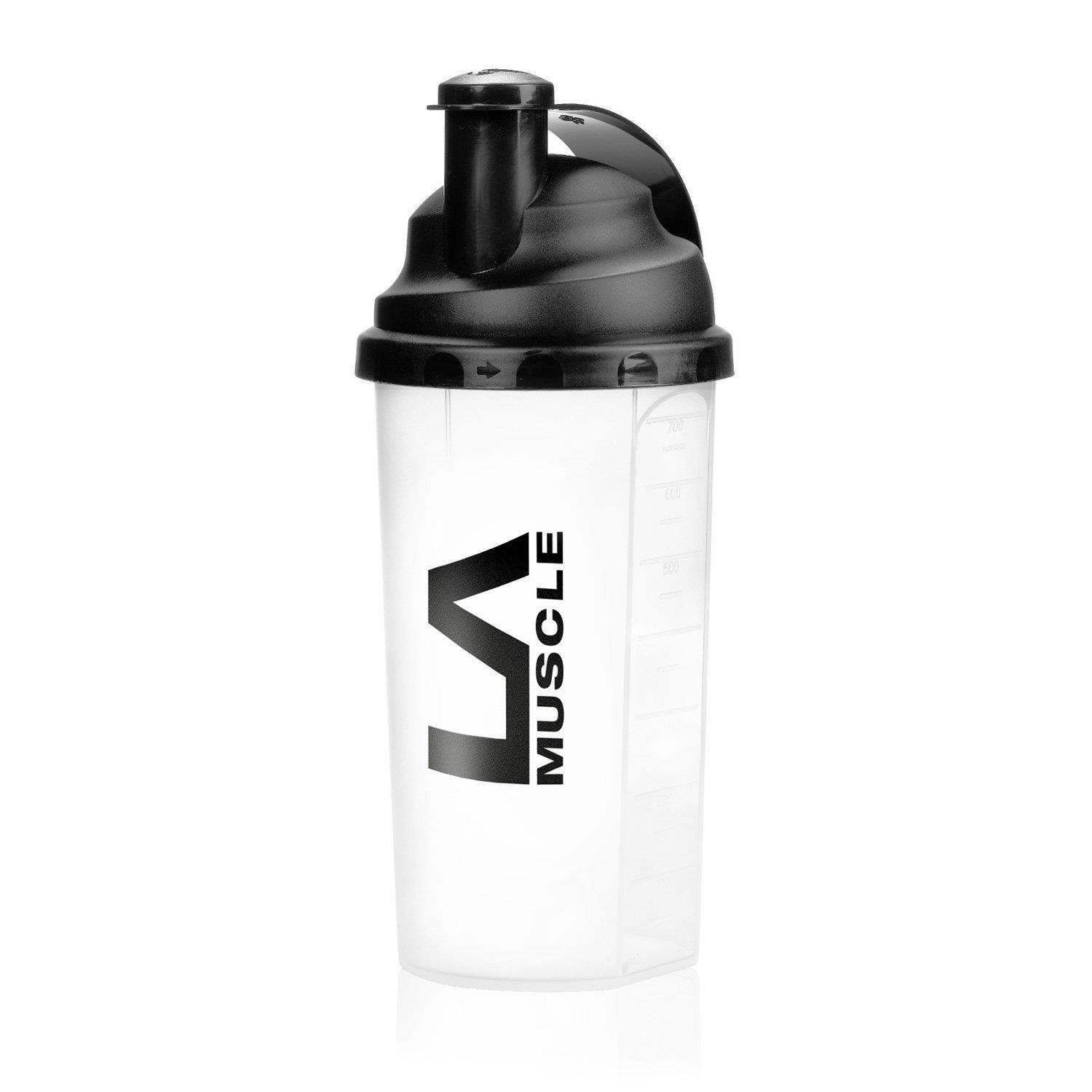 Plastic Cup Protein Shaker Bottle