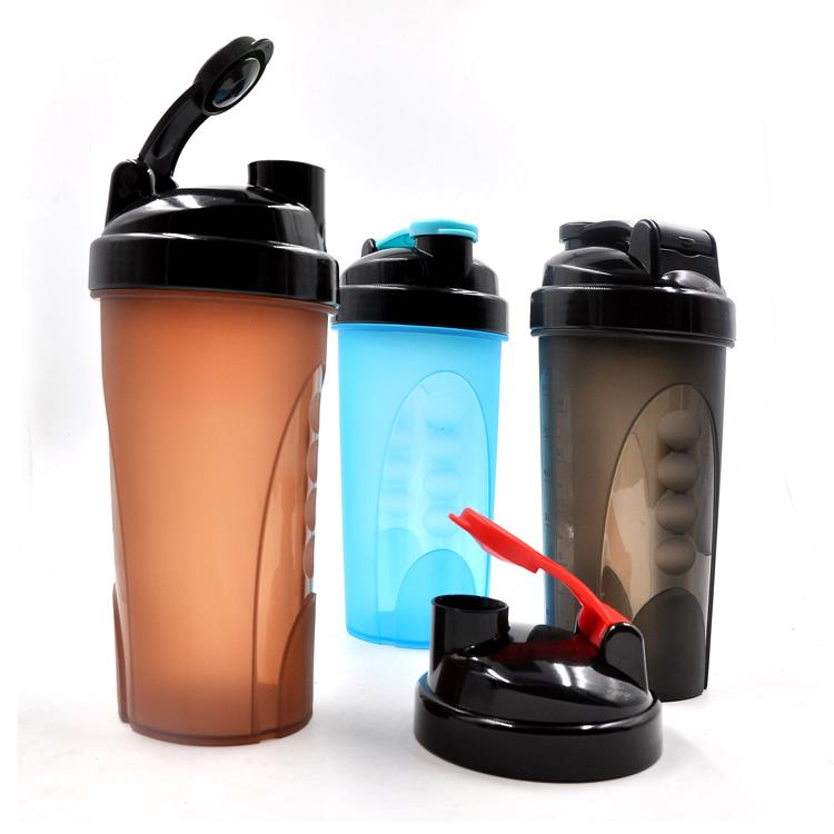 600ml BPA free protein shaker factory