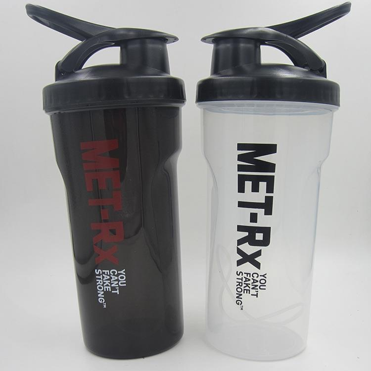 Protein Shaker Logo: Bpa Free Shaker Bottle Protein In Gym As Promotional Gift