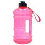 2.2L PETG water bottle, Plastic water Jug