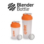 Dishwasher safe blender shaker bottle