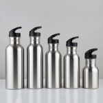 Sports Stainless Steel Water Bottle,Double-wall Stainless Steel Water Bottle
