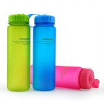 Tritan Sport bike outdoor plastic water bottle 500ml