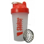 400ml/500ml custom shaker bottles