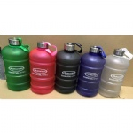 2.2l PETG Leak Proof Custom Logo Plastic Water Bottle Jug