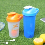 custom wholesale whey protein shaker, bpa free gym fitness shaker bottle