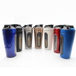 stainless steel 750ml protein shaker sports bottle shaker shaker wholesales