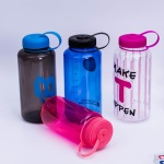 1L wide mouth water bottle/Tritan sport bottle
