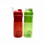 760ml plastic custom shaker bottle