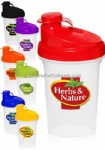 16 oz. Plastic Custom Shaker Bottles