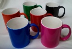 Advertising custom coffee ceramic cup