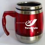 350ML Insulated Double Wall Wholesale Custom Mugs