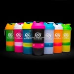 400ml/500ml/700ml shaker bottles with logo