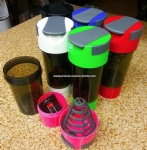 Tritan water protein shaker bottle for sport
