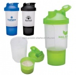 700ml New Fashion Sports Fitness Protein Powder Shaker Cup