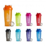 Leak proof blender bottle shaker