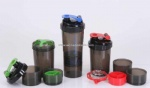 personalized spider shaker bottles OEM