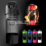 New Cyclone Cup 600ml Multifunction Mixing Sports Bottle