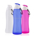 Custom Foldable Silicone Water Bottle