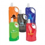 Promotional foldable water bottle,plastic water bottle