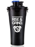 700ml Dual Shaker bottle Dual Shaker Cup